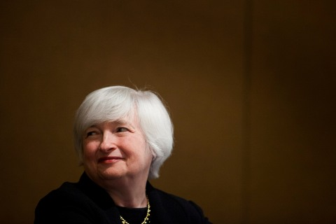 Janet Yellen, Vice Chair of the Board of Governors of the Federal Reserve System, at the Allied Social Science Association's annual meeting in San Diego, Calif., on Jan. 4, 2013.
