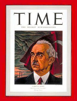 TIME Magazine Cover: Turkey: Door to Dreamland